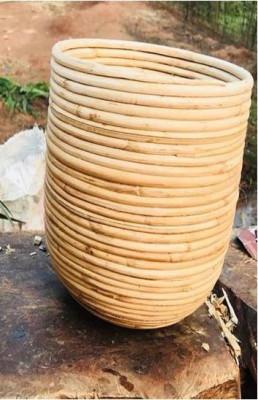 Rattan Oval Planter Basket(#1000)-gallery-0