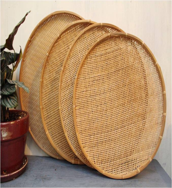 Bamboo Net Tray(#1005)-gallery-0