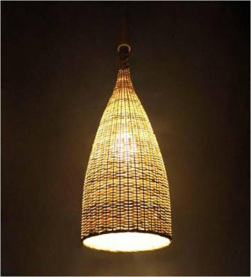 Bamboo Hanging Lampshade(#1007)-gallery-0
