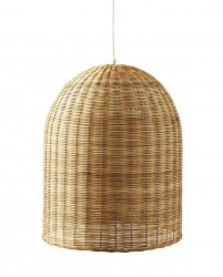 Hanging Lampshade made from Bamboo(#1009) - getkraft.com