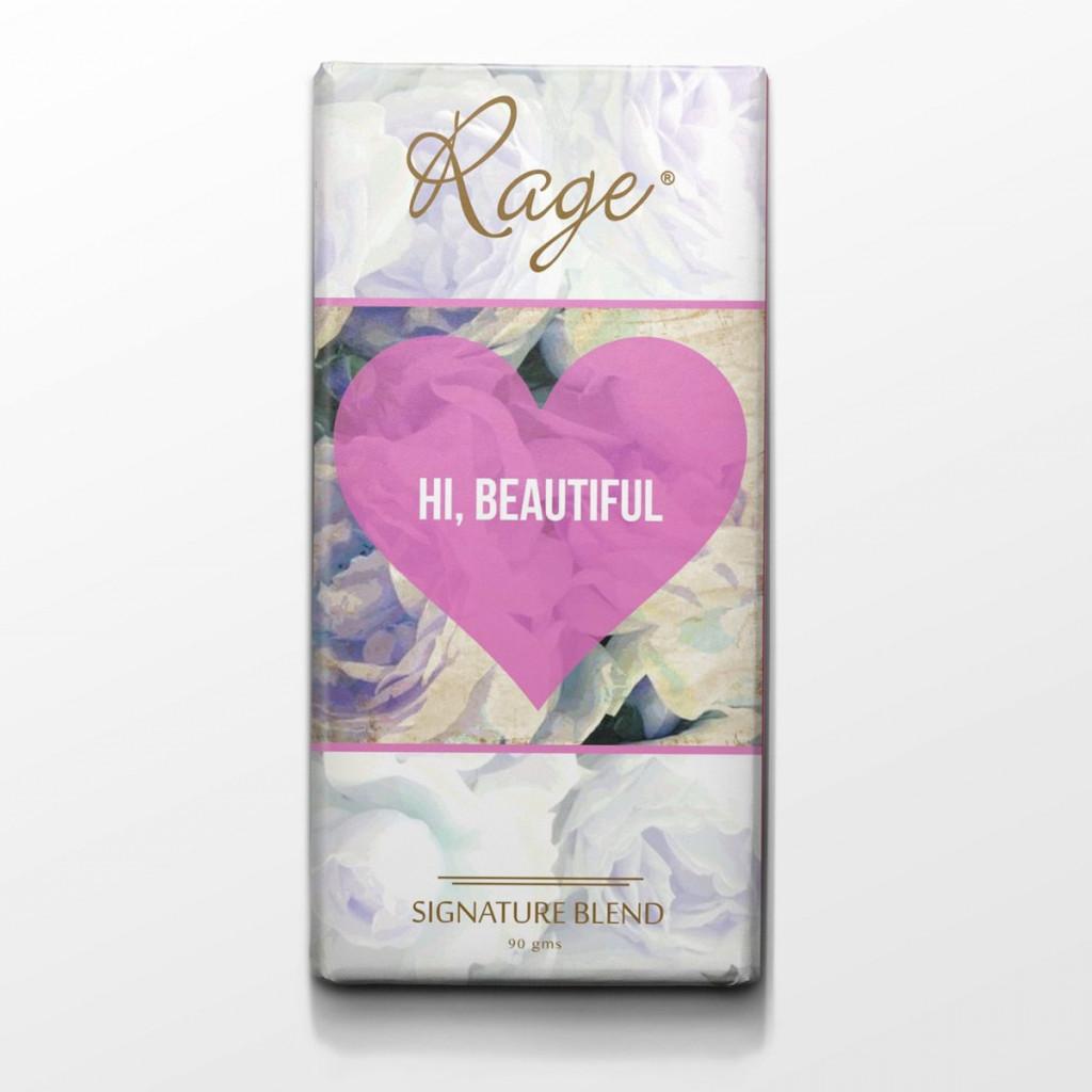 Rage Hi Beautiful Signature Chocolate - 90 Grams(#1017)-gallery-0