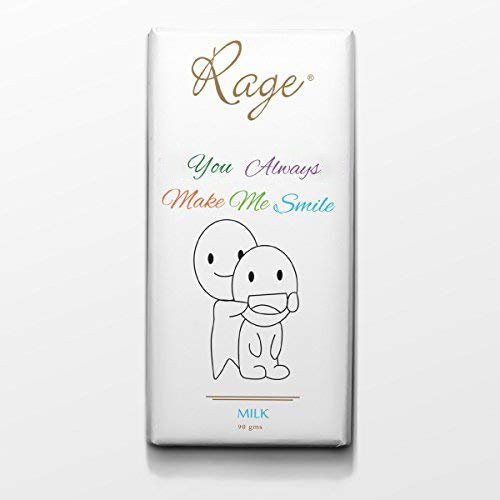Rage You can Always Make me Smile Chocolate 90 Grams(#1034)-gallery-0