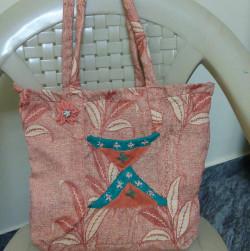 Ladies Cotton New Handmade Bag