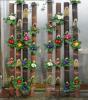 Bamboo Planters for Home Decor(#1037) - getkraft.com