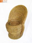 Cane Rattan Chair for Home or Office Decor(#1038) - getkraft.com