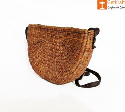 Natural Straw Handbag for Women(#1039) - getkraft.com