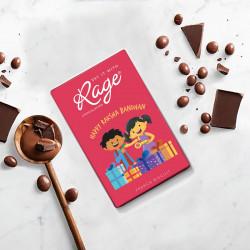 Rage Chocolatier Happy Raksha Bandhan 40 grams(#1065) - getkraft.com