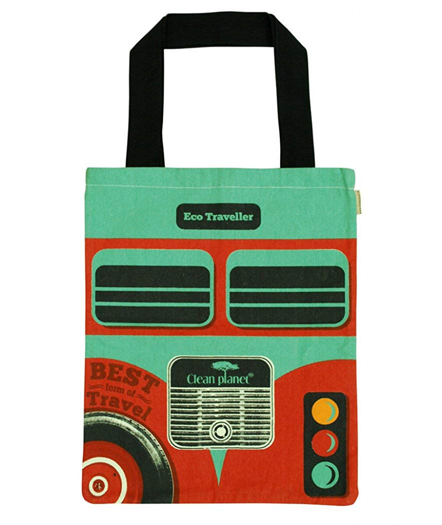 Tote bagTote bag for women (Green and Black)(#1074)-gallery-2