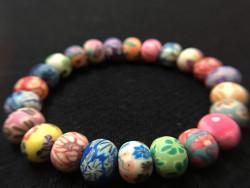 Ceramic Ethnic Bracelets