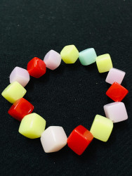 Colorful Square Bracelet
