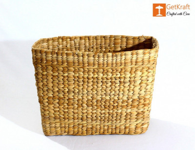 Natural Straw Baskets(#1108)-gallery-0