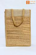 Jute and Straw Tiffin Bag(#1115) - getkraft.com