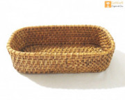 Cane Rattan Small Basket(#1117) - getkraft.com