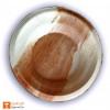 Areca Leaf Round Plate(#1137) - getkraft.com