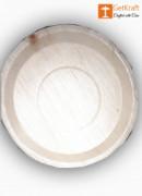 Areca Leaf Round plate(#1139) - getkraft.com