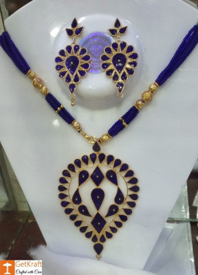 Assamese Traditional Jewellery for Women of all Ages(#1150)-gallery-0