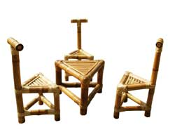 Tea Table Set - Triangular(#116) - getkraft.com