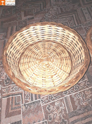 Wicker Paradise Willow Basket(#1177)-gallery-0