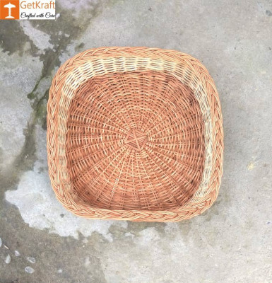 Wicker Storage Willow Basket(#1178)-gallery-0