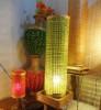 Bamboo Net Coloured Lamp(#118) - Getkraft.com