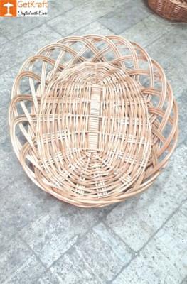 Wicker Willow Storage Basket(#1181)-gallery-0