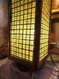 Square Net Table Lamp(#121)-thumb-3