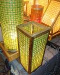 Square Net Table Lamp(#121)-thumb-4