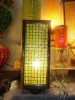 Square Net Table Lamp(#121) - getkraft.com