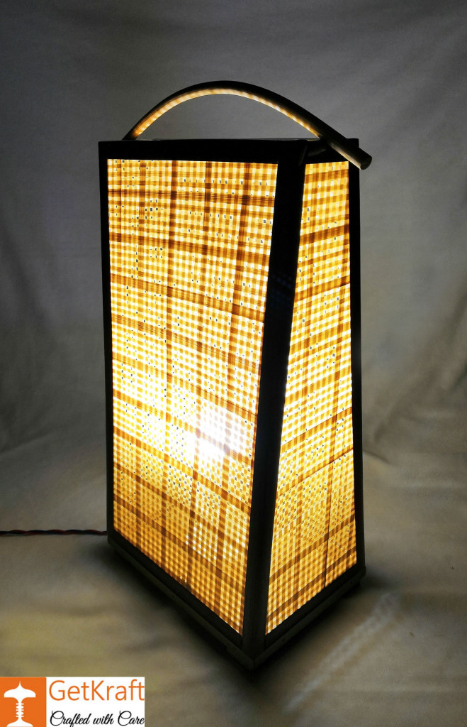 Net Lamp With Handle(#122)-gallery-4
