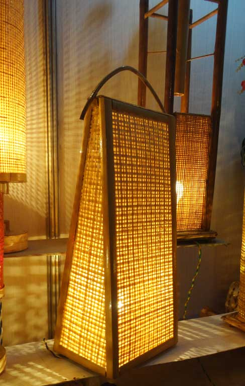 Net Lamp With Handle(#122)-gallery-5