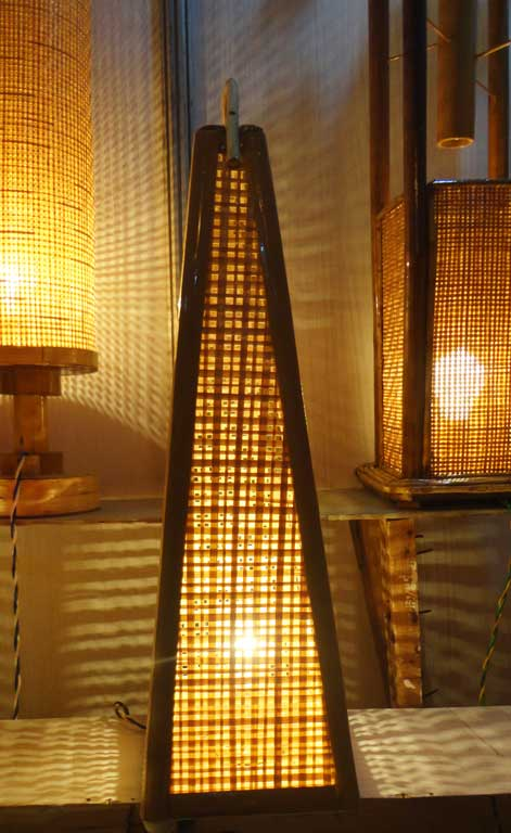 Net Lamp With Handle(#122)-gallery-6