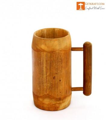 Handmade Bamboo Mug(#1228)-gallery-0