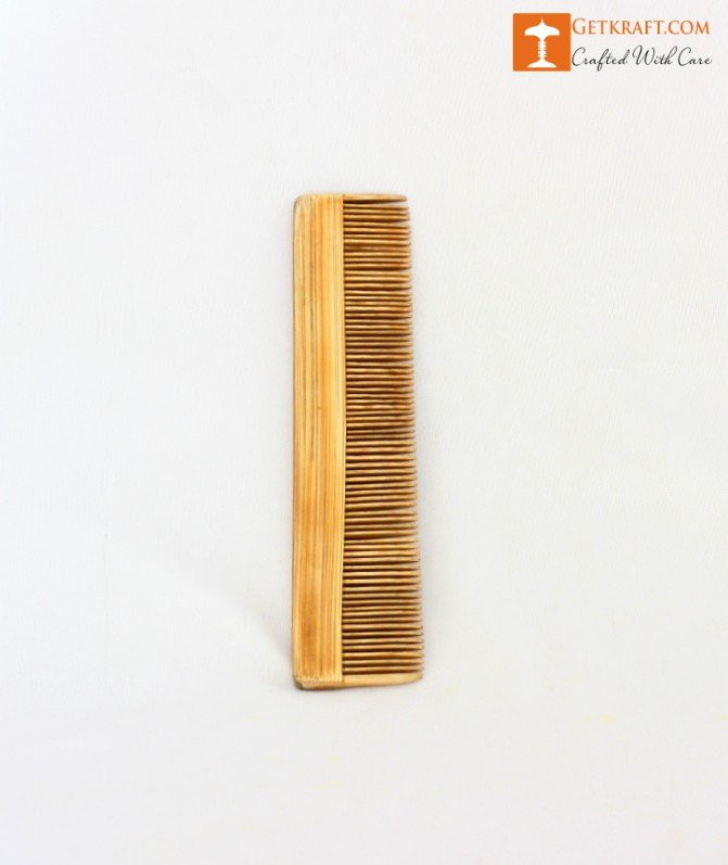 Bamboo Comb(#1233)-gallery-0