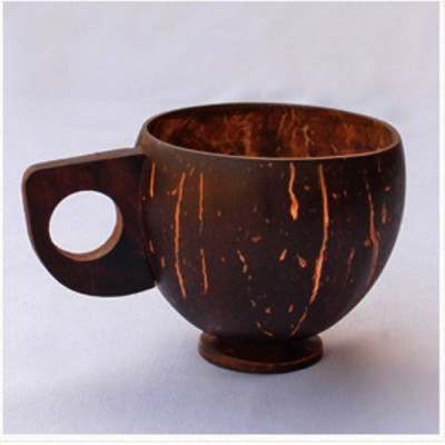 Coconut Shell Coffee Cup(#1238)-gallery-0