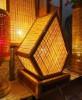 Pentagonal Net Lamp(#124) - getkraft.com