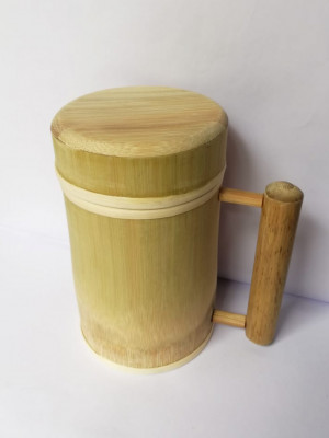 Bamboo Mug(#1249)-gallery-0