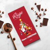 Rage Merry Christmas Milk Chocolate Bar 90 gm(#1251) - getkraft.com