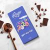 Rage Happy New year 2020 Dark Chocolate Bar 90 gm(#1253) - getkraft.com