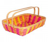 Bamboo Tray Color (With Handle)(#1260) - getkraft.com