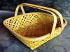 Kaya Basket Natural (With Handle)(#1263) - getkraft.com