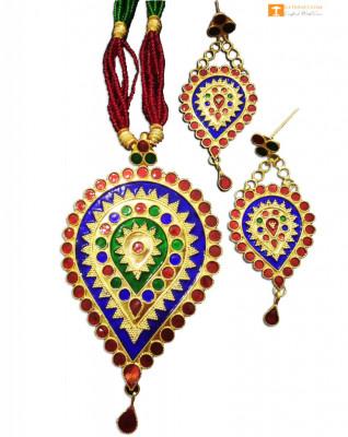Assamese Traditional Jewellery for Women(#1273)-gallery-0