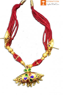 Assamese Traditional Jewellery for Women(#1274)-gallery-0