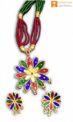 Assamese Traditional Jewellery for Women(#1279)-gallery-0