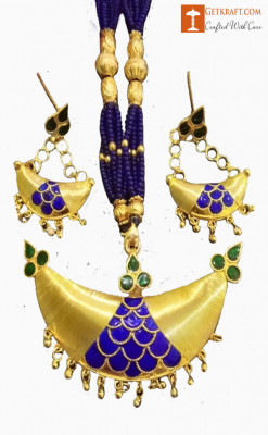 Assamese Traditional Jewellery for Women(#1281)-gallery-0