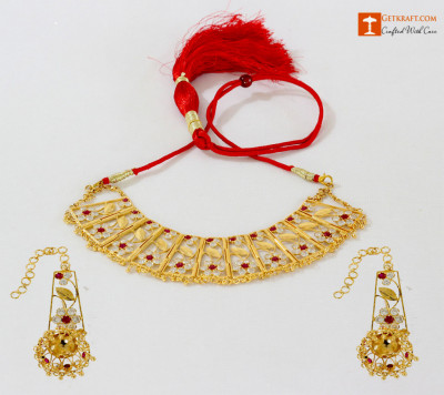 Assamese Traditional Jewellery for Women(#1287)-gallery-0