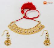Assamese Traditional Jewellery for Women(#1287) - getkraft.com