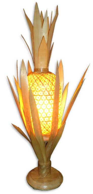 Pineapple Shaped Desk Lamp(#129)-gallery-0