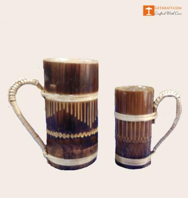 Bamboo Beer Mug(#1294)-gallery-0