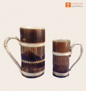 Bamboo Beer Mug(#1294) - getkraft.com