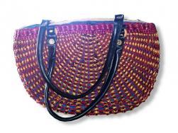 Multicolored Designer Handbag for Women(#131) - getkraft.com